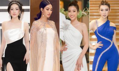 Ai xứng danh 'Nữ hoàng thảm đỏ' showbiz Việt tuần qua? (P117)