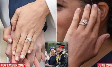 Sốc: Meghan Markle 'xúc phạm' Hoàng tử Harry bằng hành động không thể nào chấp nhận được