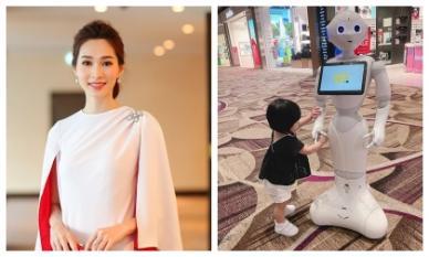 Đặng Thu Thảo khoe ảnh con gái cực đáng yêu khi hết ốm, fan phát hiện chi tiết giống nhau thú vị của hai mẹ con