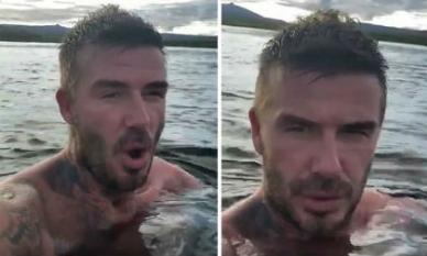 Sức hút ở tuổi U50 của ông bố 4 con David Beckham: Thân hình cường tráng, quyến rũ chẳng kém thời trai trẻ