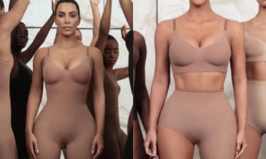 """Ra mắt dòng sản phẩm nội y định hình, Kim """"siêu vòng 3"""" bị dân mạng đồng loạt ném đá"""