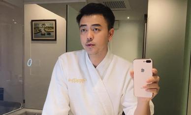 MC Tuấn Tú đăng ảnh 'thả thính' trong phòng tắm khiến dân tình nhốn nháo, bất ngờ nhất là bình luận của Bảo Thanh
