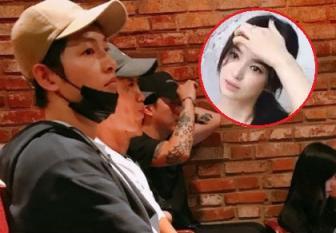 Song Joong Ki xuất hiện mệt mỏi trước khi tuyên bố ly hôn Song Hye Kyo