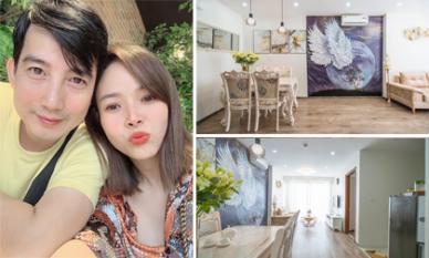 Diễn viên Diễm Hương khoe căn hộ đẹp như mơ tại Bãi Cháy