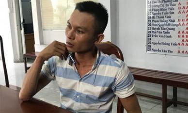 Nghi can cứa cổ tài xế cướp xe máy ở Sài Gòn khai gì?