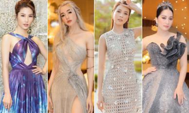 Ai xứng danh 'Nữ hoàng thảm đỏ' showbiz Việt tuần qua? (P119)