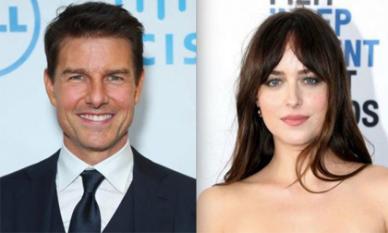 Chuyện đó đâu ai ngờ: Tom Cruise lên kế hoạch tán tỉnh mỹ nhân '50 sắc thái' sau 2 đời vợ