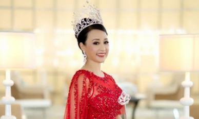 Nhan sắc quyền lực của nữ giám khảo 'Nam vương và Hoa hậu người Việt thế giới 2019'