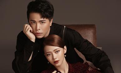 Trịnh Thăng Bình tình tứ cùng 'người yêu tin đồn' Liz Kim Cương trong bộ ảnh mới
