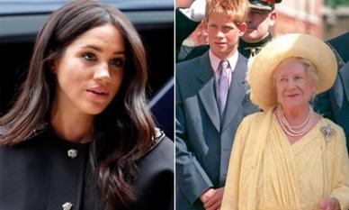 Lạ đời: Meghan ngông cuồng khiến Nữ hoàng Anh tức giận nhưng lại 'cứng họng' trước một nhân vật Hoàng gia chưa từng gặp mặt