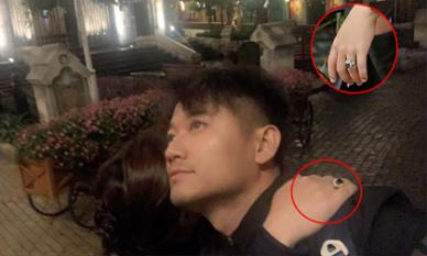 Bí mật đằng sau chiếc nhẫn diễn viên Quý Bình đang đeo