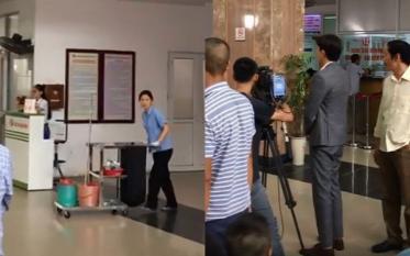 Vũ bất ngờ xuất hiện tại viện để chăm Thư ốm, cô Hạnh lại có mặt ở viện với thân phận đặc biệt?