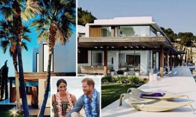 Bên trong villa hạng sang nơi vợ chồng Meghan bỏ tiền tỷ ra thuê khi đi nghỉ dưỡng tại Tây Ban Nha