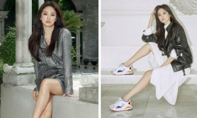 Song Hye Kyo 'lột xác' với hình ảnh quý cô cá tính, đầy gợi cảm hậu ly hôn Song Joong Ki