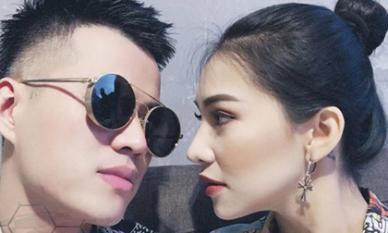 Diễn viên Lưu Đê Ly dính tin đồn chia tay bạn trai
