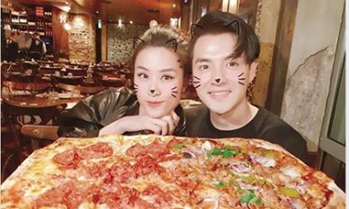 Vừa mới cầu hôn, Đông Nhi đã tố Ông Cao Thắng đi ăn cùng 'cô gái khác'