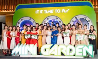 Đêm ra mắt sản phẩm mới của Mini Garden đầy ấn tượng