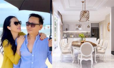 Diễn viên Trịnh Kim Chi được ông xã tặng biệt thự 200m2 dịp sinh nhật