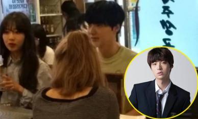 Lộ bằng chứng rành rành Ahn Jae Hyun 'cắm sừng' Goo Hye Sun