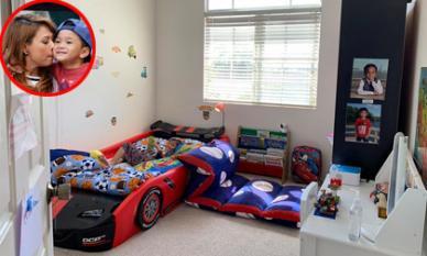 Hé lộ căn phòng đẹp và ngăn nắp của Jaky Minh Trí - con trai nuôi Thanh Thảo tại Mỹ