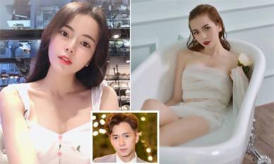 Nữ ca sĩ dính tin đồn hẹn hò với Ngô Kiến Huy là ai?