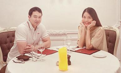 Sắp sinh đến nơi, Lan Khuê vẫn khiến fan cảm giác như mới cưới khi đăng ảnh tình cảm bên chồng