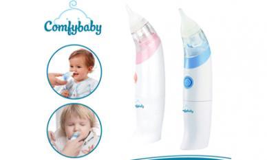 Top 4 máy hút vệ sinh mũi cho trẻ sơ sinh đáng mua nhất hiện nay