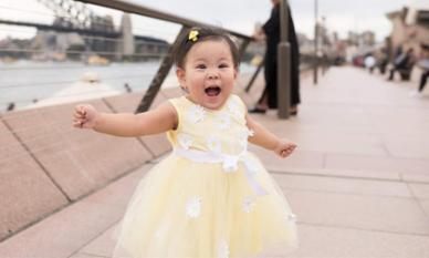 Loạt ảnh 'cưng muốn xỉu' của con gái Thanh Thảo