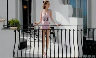 Ngọc Trinh khoe clip sang chảnh tại khách sạn đắt đỏ bậc nhất ở Ý
