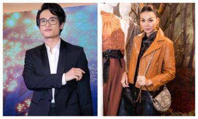 Cặp đôi được fan nhiệt tình 'đẩy thuyền' Thanh Hằng và Hà Anh Tuấn xuất hiện rạng rỡ, khuấy đảo fan Việt tại sự kiện