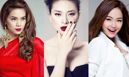 """Những mỹ nữ """"thừa sắc, dư tài"""" của showbiz Việt"""