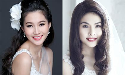 Mỹ nhân trẻ nào có thể 'tiếp quản' danh hiệu ngọc nữ của Hà Tăng?