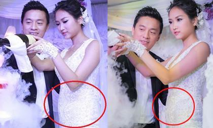 Nghi án vợ Lam Trường đang mang bầu?