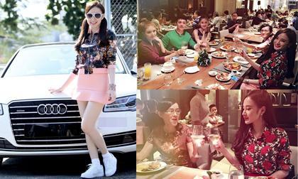 Angela Phương Trinh 'rửa xe' 5 tỷ ở khách sạn hạng sang