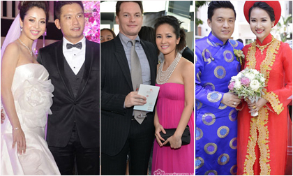 Sao Việt cưới tập 2: Người hoành tráng, xa hoa - Người âm thầm, lặng lẽ