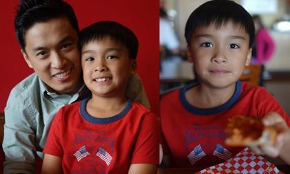 Lam Trường bất ngờ khoe ảnh đi ăn với con trai sau scandal với vợ cũ