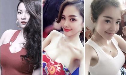 Linh Chi đánh bại Thủy Top, Elly Trần trong cuộc đua ngực 'khủng'?