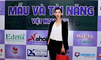Xuân Lan 'bỏ' Next Top Model để làm giám khảo Mẫu và Tài năng Việt Nam 2015