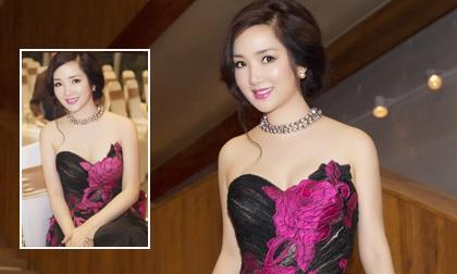 Hoa hậu Giáng My đẹp mê đắm như nữ hoàng