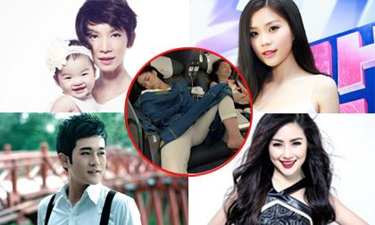 Sao Việt đồng loạt bênh vực Hoa hậu Kỳ Duyên trước dư luận