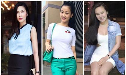 Những mỹ nhân Việt không chịu tái xuất sau sinh