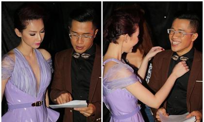 Sau ly hôn, Quỳnh Chi thân mật cùng 'trai lạ'