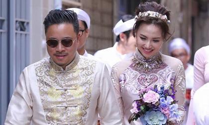 Đinh Ngọc Diệp - Victor Vũ bí mật đính hôn sáng nay