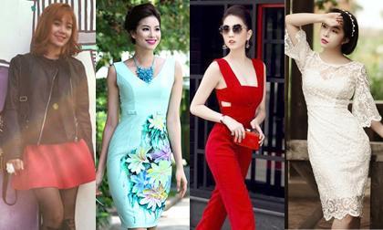 Thời trang đời thường 'gây sốt' của sao Việt tuần qua (P85)