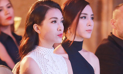 Á hậu Lệ Hằng sụt 4 cân sau Hoa hậu Hoàn vũ Việt Nam