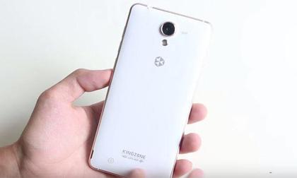 Siêu phẩm Kingzone N5, chiếc điện thoại có thiết kế siêu đẹp