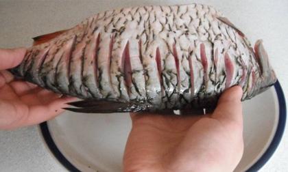 Mẹo nấu món cá có nhiều xương răm