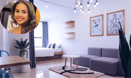 Không gian bên trong căn hộ mới của Á hậu Hoàng My