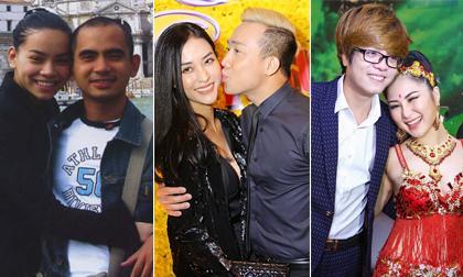 Chuyện tình hợp - tan của sao Việt: Hết yêu vẫn có thể làm bạn