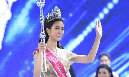 Đỗ Mỹ Linh bất ngờ đăng quang Hoa hậu Việt Nam 2016